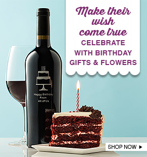 Make Their Wish Come True Celebrate With Birthday Gifts & Flowers Shop Now
