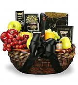 Food & Fruit Baskets: Comforting Fruit and Gourmet Basket