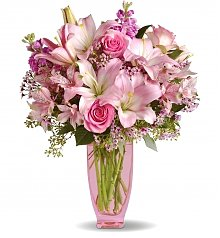 Flower Bouquets: Precious Baby Girl Bouquet