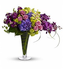 Tropical Flowers: Your Majesty Bouquet