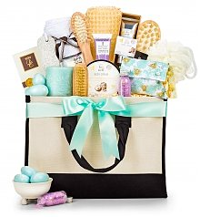 Spa Gift Baskets: Tranquility Spa Collection