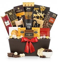 Gourmet Gift Baskets: A Thousand Thanks