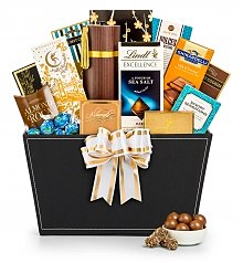 Chocolate & Sweet Baskets: Chocolate Abundance Gift