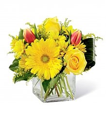 Flower Bouquets: Sunshine Bouquet