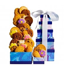 Gift Towers: Premier Gourmet Cookie Tower