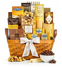 Gourmet Gift Baskets: Mom's Heart of Gold