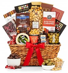 Gourmet Gift Baskets: Four Seasons Gourmet Collection